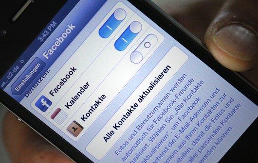 iOS 6 und Facebook: Böses Datenleck oder praktische Komfortfunktion?