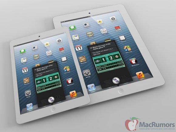 AllThingsD: Vorstellung des iPad mini angeblich am 23. Oktober