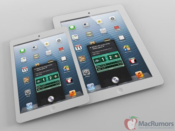iPad mini angeblich nur mit WLAN - LTE für iPad bald auch außerhalb der USA?