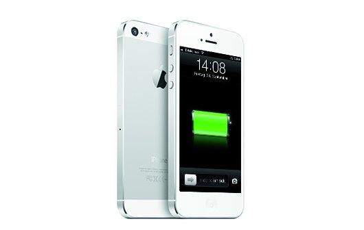 iPhone 5: Stromkosten liegen bei unter 1 Euro pro Jahr
