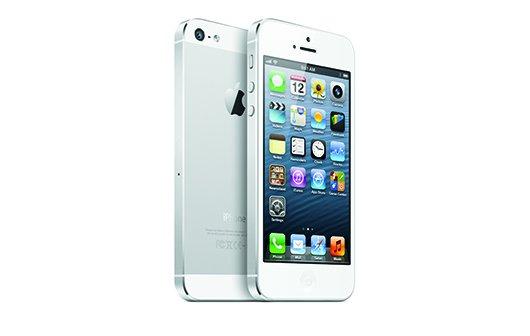 iPhone 5 ist das schnellste Smartphone der Welt