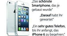 iPhone 5: Erste Tests preisen Apples Neuling
