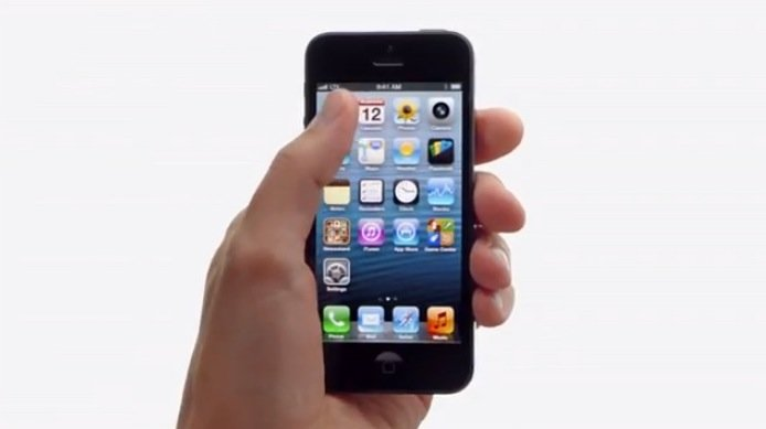 iPhone 5: Apple zeigt vier Werbespots zum Start