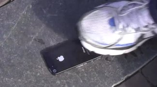 Vesteckte Kamera: Ein iPhone 5 in Amsterdam