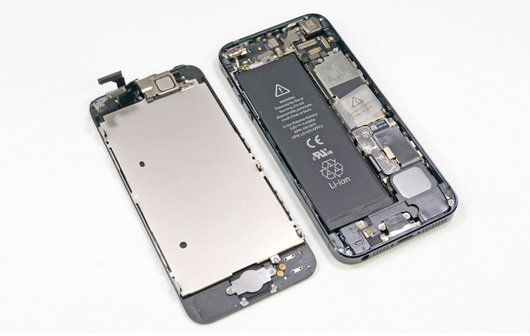 iPhone 5 Teardown: iFixit zerlegt das neue iPhone