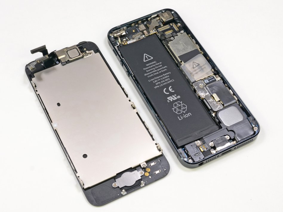 iPhone 5 iFixit