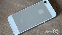 iPhone 5: Case-Mod für iPhone 4 und iPhone 4S
