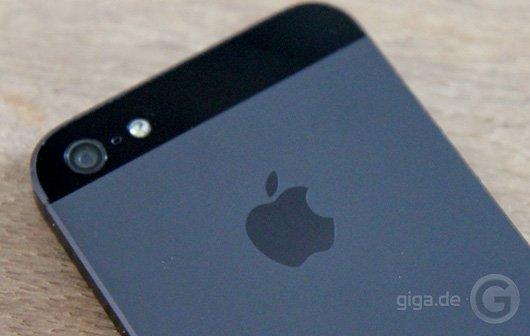 Mehr als 5 Millionen verkaufte iPhone 5 in drei Tagen