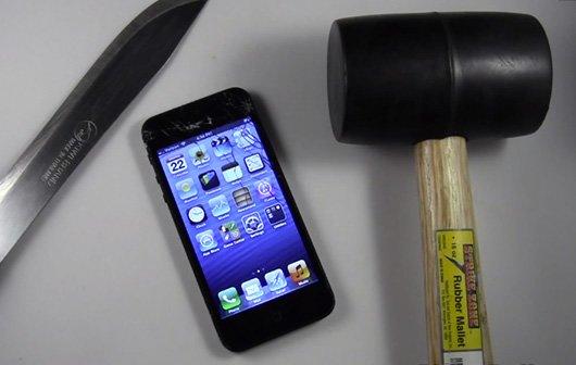 Top 10: Die verrücktesten iPhone 5 Test-Videos