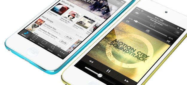 iPod touch: Apple hat über 100 Millionen Exemplare verkauft