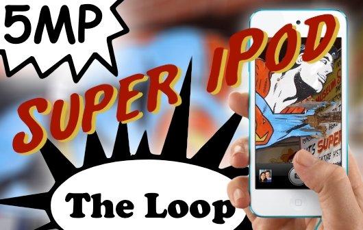 iPhone-5-Event: Held der Stunde ist der iPod touch