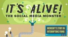 Infografik: Das Soziale-Netzwerk-Monster