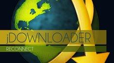 jDownloader: Reconnect selbst konfigurieren