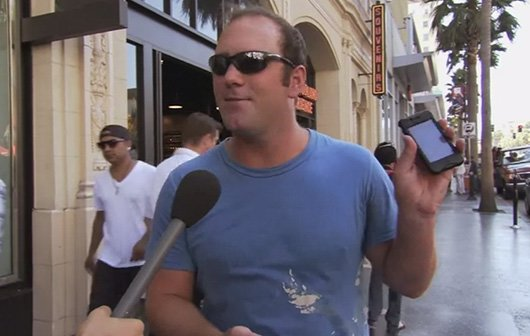 Video of the Day: iPhone 5 First Look - Jimmy Kimmel
