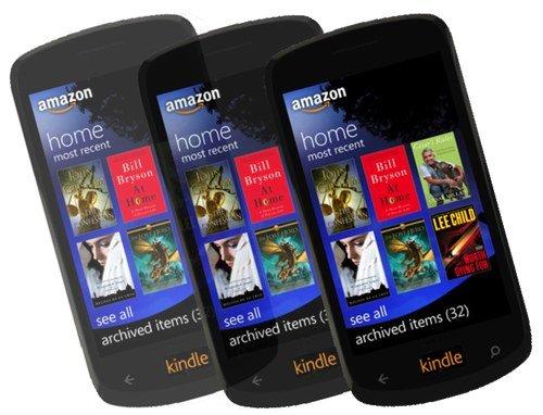 Amazon Kindle Phone könnte heute vorgestellt werden