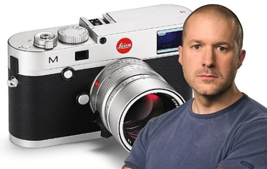 Photokina 2012: Apple-Designer Johnathan Ive entwirft Leica-Kamera