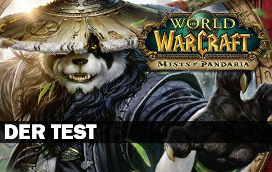 Vorab-Test: World of Warcraft: Mists of Pandaria