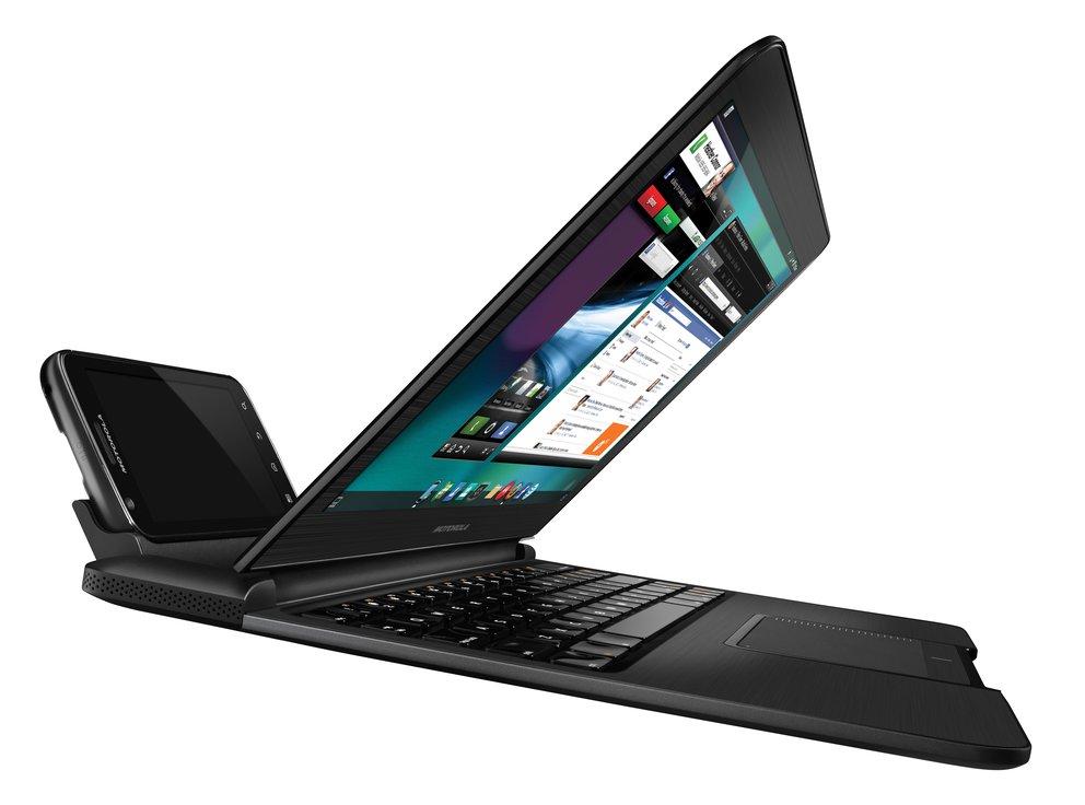 motorola laptop dock