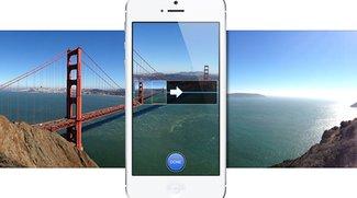 iOS 6: Panorama-Funktion auch für iPhone 4S