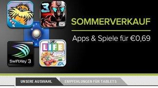 Google Play SSV: Viele Apps für nur 69 Cent