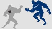 Patentkrieg: Samsung will Details der Apple-/HTC-Einigung erfahren