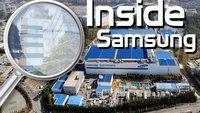 Speicherproduktion bei Samsung: GIGA zu Besuch im Hwaseong-Komplex