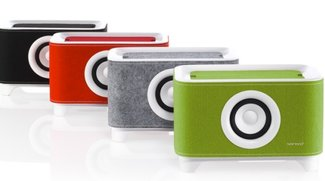 sonoro troy im Test: Soundstation für iPhone, iPad, Android und andere Player