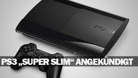 Playstation 3: Sony kündigt neues Modell an