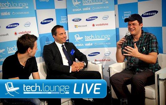 GIGA: Live auf der IFA 2012 [Update] Die komplette Show online sehen!