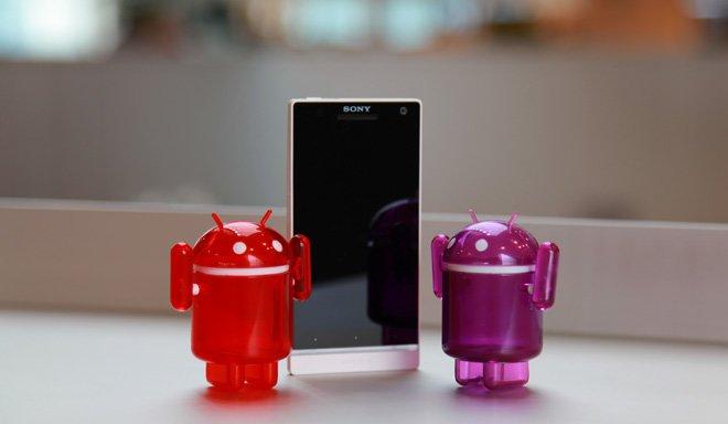 Sony Xperia S: Google stellt AOSP-Projekt ein