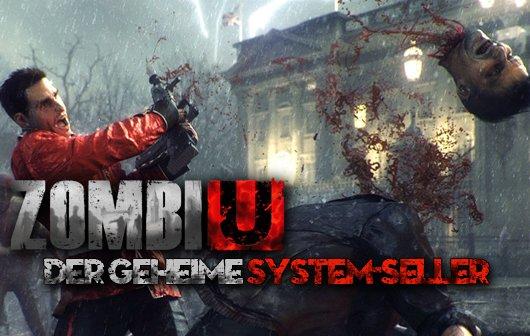 ZombiU im Hands-On: Vom Langweiler zum System Seller
