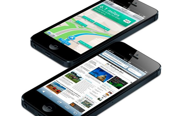 iPhone 5 Materialkosten: Komponenten der 16-GB-Version kosten 199 Dollar