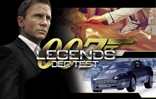007 Legends Test - Ein Quantum Fallobst