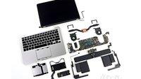 iFixit zerlegt 13 Zoll MacBook Pro mit Retina Display