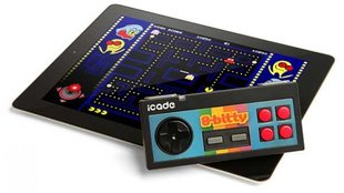 ThinkGeek iCade 8-Bitty: Retro Gaming mit Stil