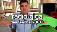 radio giga #83 - Das Feedback