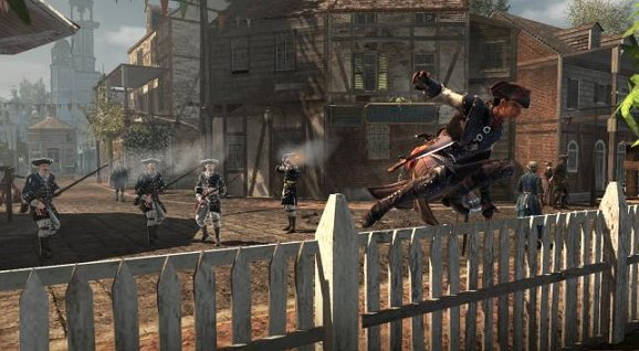 Assassin's Creed 3 - Liberation: Patch soll korrupte Spielstände fixen
