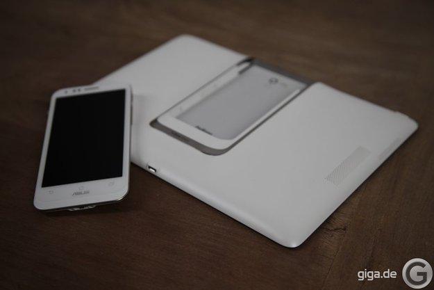 MWC: ASUS lässt Christopher Columbus mit Padfone/Fonepad telefonieren