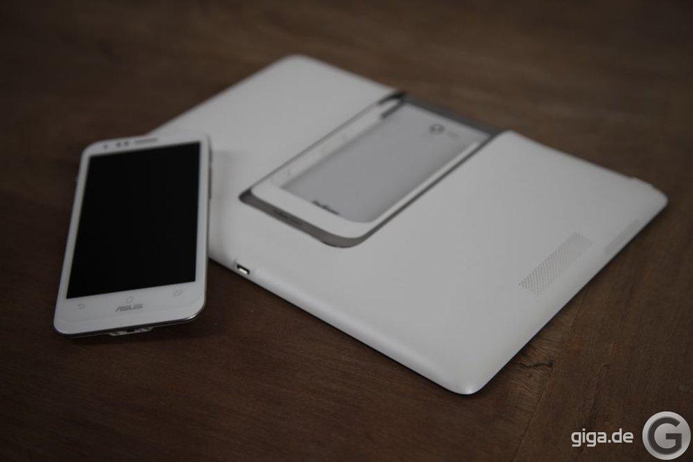 ASUS Padfone 2 erhält Firmware Update