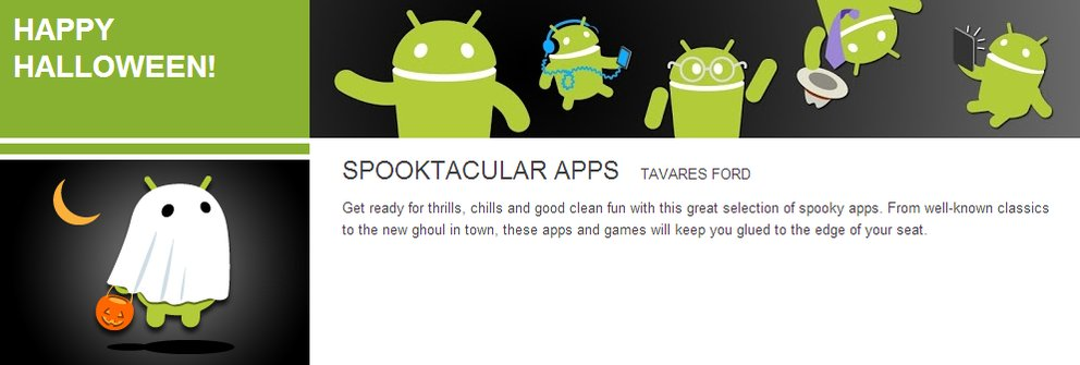 Android Halloween Special