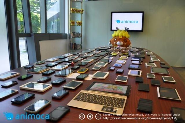 JFK: Geräteflut auf dem Android-Markt