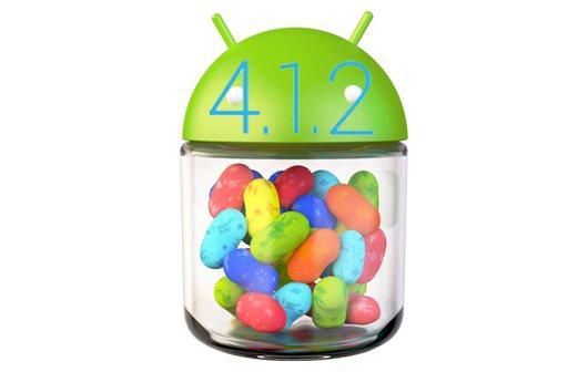 Android 4.1.2 ist da