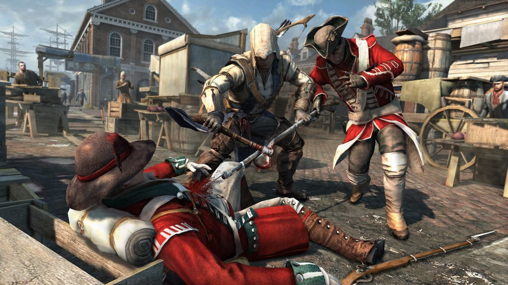 Assassin's Creed 3: Erstes Multiplayer-Event hat begonnen