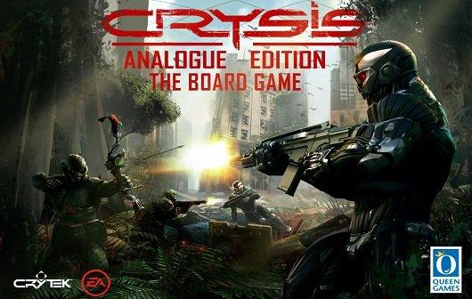 Crysis 3: Bald auch als Brettspiel