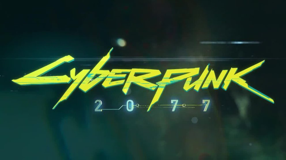 Cyberpunk 2077 Title Reveal Video Thumbnail