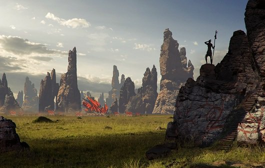 Dragon Age 3 - Inquisition: Bioware liebäugelt wohl mit offener Spielwelt
