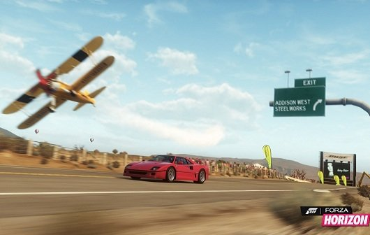 Forza Horizon: SmartGlass App ab sofort verfügbar