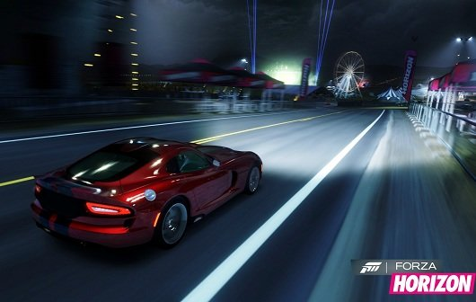 Forza Horizon: November Bondurant Car Pack angekündigt