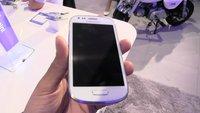 Dem Samsung Galaxy S3 platzt der Lack ab - und den Käufern der Kragen