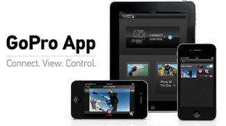 GoPro App: iOS-App zur Kamera-Steuerung kann geladen werden